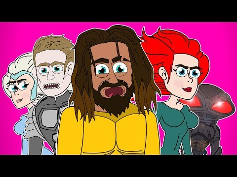 Aquaman The Musical - Animated Parody Song