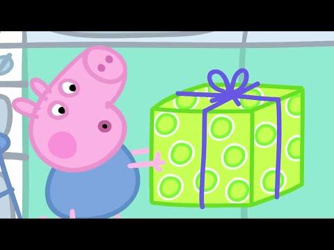 Peppa Pig en Español Episodios completos Feliz Cumpleaños George!  Dibujos Animados