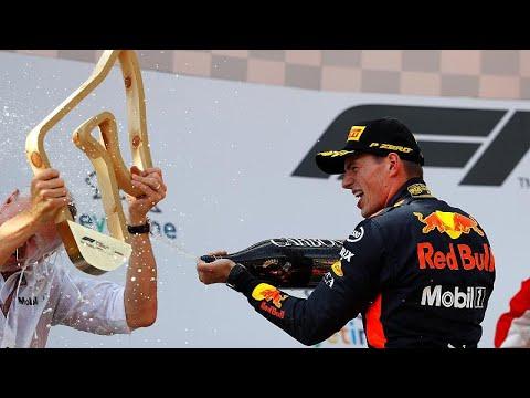 Formel 1: Verstappen siegt beim Großen Preis von Öste ...