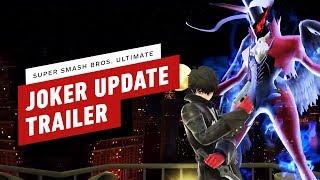 Super Smash Bros. Ultimate - Joker Update Trailer by IGN