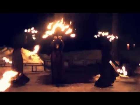 Театр огненных Легенд  САЛАMАНДРА - Фирешов Венеция