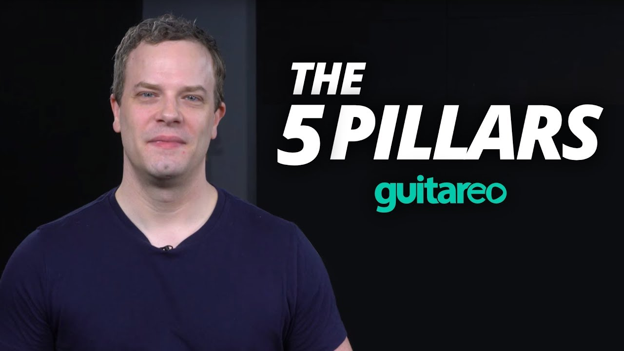 The 5 Pillars Of The Acoustic Guitar