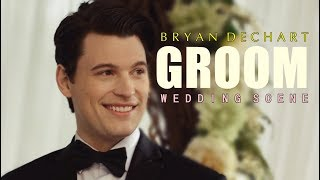 Nonton Bryan Dechart   Wedding Scene  The Remaining 2014  Film Subtitle Indonesia Streaming Movie Download
