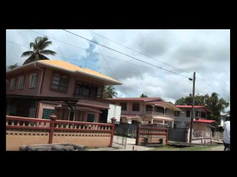 Berbice - This is a quick view of East Canje. Berbice . Songs: Drupattie Ramgoonai-Daru. Reshma Ramlall -Gardener. Water Flo -This gal from Guyana.