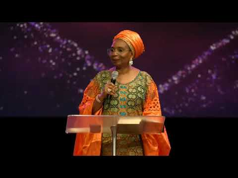 The Mindset of Victory | Mrs Ibukun Awosika (MADE FOR MORE CONFERENCE 2019 DAY 1)