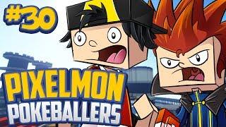 "Pixelmon 3.0 Season Finale ""CHAMPION BATTTLE!"" Pokeballers Adventure Season 2 Episode 30!"