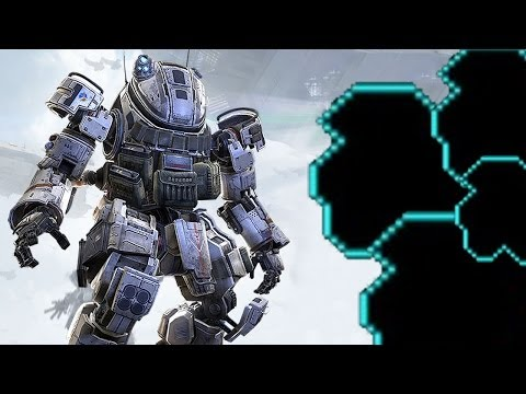 meets - Titans from Titanfall are invading classic games. Checkout gameplay from Asteroids where a Titan decimates everything!