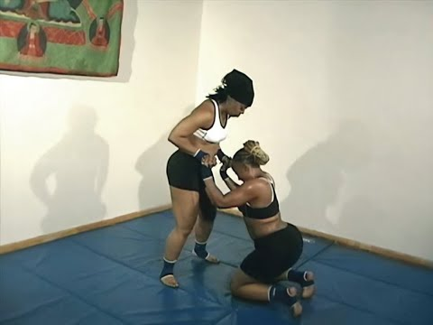girl finger lock