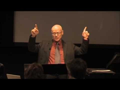 God�s freedom and the human freedom  - 2010 New College Lectures Highlights (Prof Jeremy Begbie)
