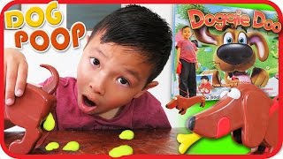 DOGGIE DOO Family Fun Game for Kids Toy Dog Pooping from Toys R Us   TigerBox HD