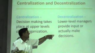 Principles Of Management - Lecture 17