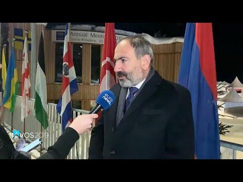 Αρμενία: «Πρέπει να μετατρέψουμε την πολιτική επανάσταση σε οικονομική»…