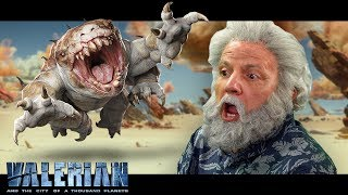 This was a collaboration with the folks behind Valerian. For tix click here ► http://www.ValerianTickets.comTwo old men in the future complain about the past like two old men in the presentSUBSCRIBE! ► http://bit.ly/Sub2TWZValerian: Old People in the FutureA couple old guys from the new Luc Besson science fiction movie Valerian: City of a Thousand Planets have a conversation about the less complicated days of their youth from the future. It seems oddly familiar.STARRINGJosh MattinglyDavid OdomSchro as Space Bus DriverWritten by Michael Schroeder and Michael Adams DavisProduced by Brian FisherEdited by Chance ColeDirector of Photography - Will TurnerMakeup by Roxanne PikeSound by Ryan TellezPA also Chance ColeVFX tech - Darnell WilliamsAdditional VFX - Chance ColeSpecial ThanksAlex RiceMatthew HendrixFilmed at YouTube Space LA- The Warp Zone -Subscribe! http://youtube.com/TheWarpZoneLike us on Facebook! http://facebook.com/TheWarpZoneFollow us on Twitter! http://twitter.com/WarpZoneTweetsFollow us on Instagram! http://instagr.am/WarpZoneGrams