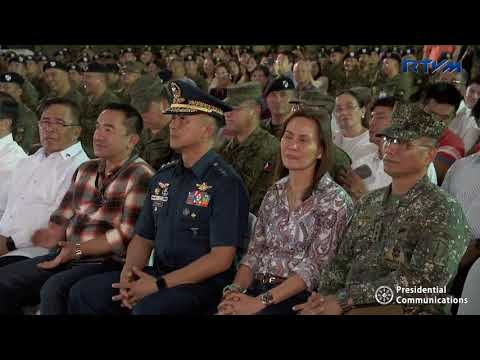 12th Activation Anniversary Of The MID, Philippine Army (Speech) 9/20/2018