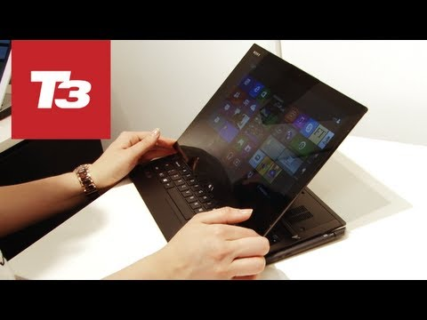 Sony Vaio Duo 13 hands-on video