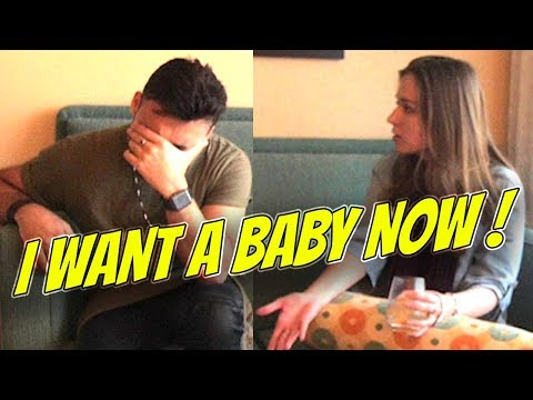 Let's Have A Baby PRANK On My Arab Boyfriend!