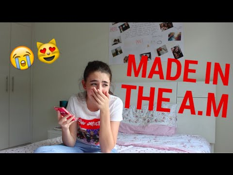 ONE DIRECTION MADE IN THE A.M REACTION VIDEO