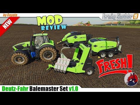 Deutz-Fahr BaleMaster Set v1.0.0.0