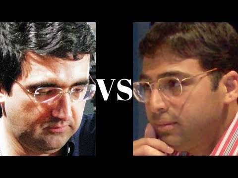 Amazing Game : Vladimir Kramnik vs Vishy Anand – Wch Game 3, 2008 – Slav Defence