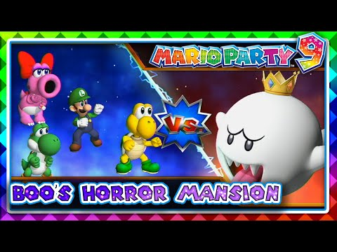 Mario Party 9 Walkthrough By Sullypwnz Game Video Walkthroughs