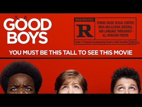 The First Trailer for Good Boys