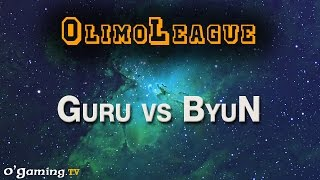 Guru vs ByuN - Best of OlimoLeague #40 - 03/10/15
