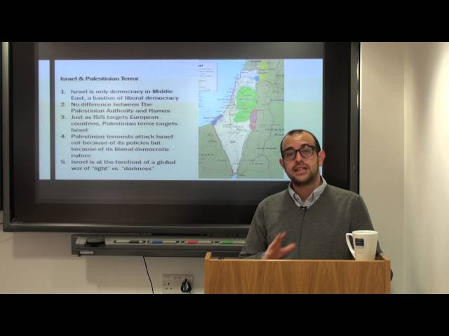 Branding Extremism: Israel and Palestinian Terror