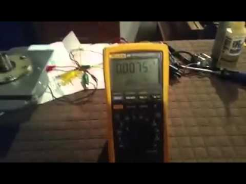 Setting The Fluke 189 Multimeter To Check AC Voltage