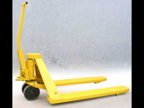 Richmond Pallet Truck Range