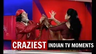 Video 7 Craziest & Most Embarrassing Indian TV News Moments MP3, 3GP, MP4, WEBM, AVI, FLV Desember 2018