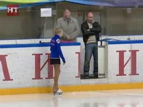 В ледовом дворце завершилось первенство России по фигурному катанию на коньках среди юношей и девушек
