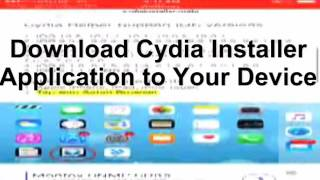 Download Cydia with or without jailbreaking your Apple device. Support for iOS 10.3.3, 10.3.2, 10.3.1 to iOS 9 running iPhone...