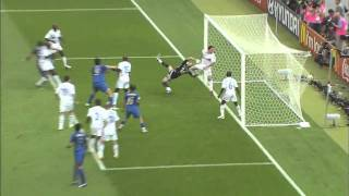 Marco Materazzi trifft im WM-Finale 2006 gegen Italien