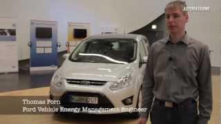 Ford Focus C-MAX este echipat cu Motorul International al Anului 2012