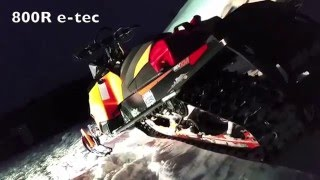 6. 2016 ski-doo renegade backcountry 800R e-tec walkaround edit