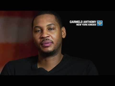 NBA FASHION 13 CARMELO