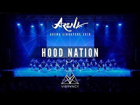 [3rd Place] Hood Nation | Arena Singapore 2019 [@VIBRVNCY 4K] - Thời lượng: 3 phút, 55 giây.