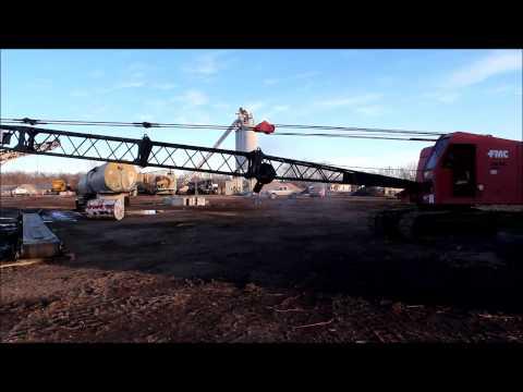 Link Belt LS-78 crawler crane for sale | sold at auction March 13, 2014