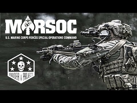 "The U.S. MARSOC – ""Be The Power"" (2017 ᴴᴰ)"