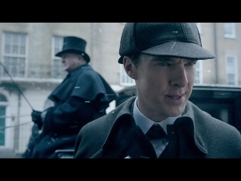 Watch Sherlock trailer of Victorian Christmas special - Wales Online