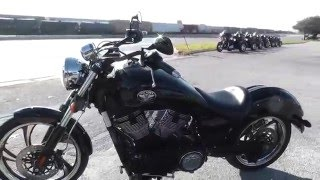 8. 003184 - 2009 Victory Vegas 8 Ball - Used Motorcycle For Sale