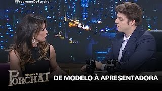 Luciana Gimenez conta como se tornou apresentadora