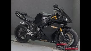 7. 2008  YAMAHA  YZFR1 1000 - National Powersports Distributors