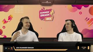 (RU) UCC Summer Smash | Illuminar vs Aristocracy | map 1 | by @Zloba_13 & @AlexeyDeq