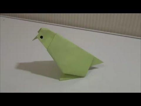 ハート 折り紙 : 鳥 折り紙 簡単 : writtenepisodes.com
