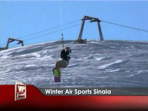 Winter Air Sports Sinaia
