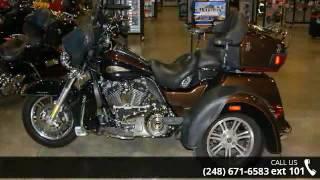 9. 2013 Harley-Davidson FLHTCUTAE - Tri Glide Ultra Classic ...