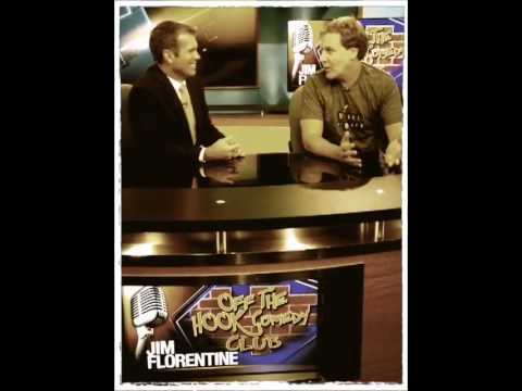 Comedian jim florentine on wink morning tv in fort myers