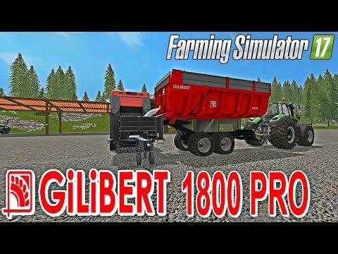Gilibert Pro 1800 v1.0.0.0