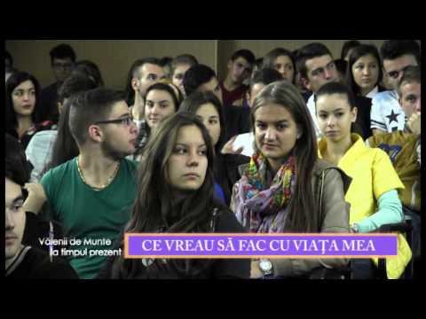Emisiunea Valenii de Munte la timpul prezent – 16 octombrie 2015 – partea a II-a